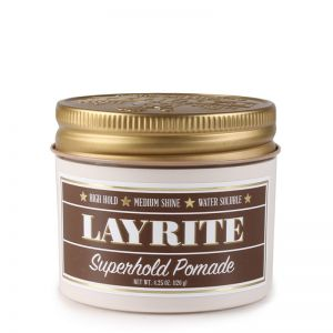 Layrite Superhold Pomade 114g