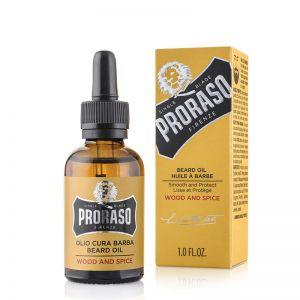 Proraso Wood & Spice Beard Oil 30ml