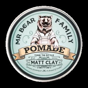 Mr. Bear Family Matt Clay Pomade 100ml