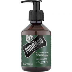 Proraso Green Refreshing Beard Wash 200ml