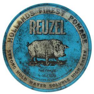 Reuzel Blue Strong Hold - High Shine Pomade 113g