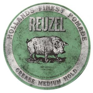 Reuzel Green Medium Hold - Medium Shine Pomade 113g
