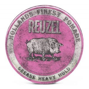 Reuzel Pink Heavy Hold - Medium Shine Pomade 113g