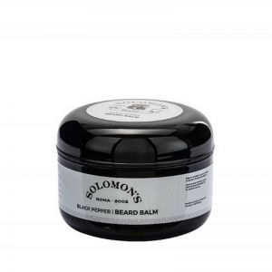 Solomon's Black Pepper Beard Balm 150g