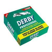 Derby Rasierklingen Professional Single Edge - 100 Stück