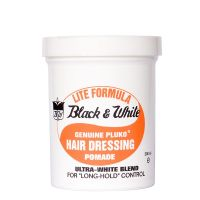 Black & White Lite Pomade 200ml