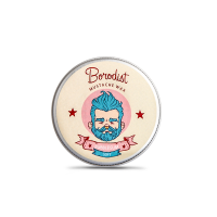 Borodist Moustache Wax BUBBLEGUM soft 13g