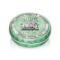 "Reuzel Grease Medium Hold ""Grüne Reuzel"" by Schorem - Small 35g"