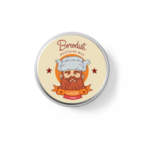 Borodist Moustache Wax CLASSIC hard 13g