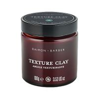 The Daimon Barber Hair Pomade No 4 Clay 100g