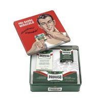 Proraso Vintage Rasurpflege Set - GREEN Line, 3-teilig