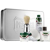 Proraso Classic Rasur- und Rasurpflege Set - GREEN Line, 5-teilig