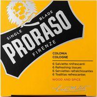 Proraso Erfrischungstücher WOOD & SPICE