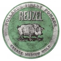 "Reuzel Grease Medium Hold ""Grüne Reuzel"" by Schorem 113g"