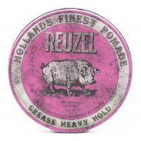 Reuzel Pink Heavy Hold Pomade 113g