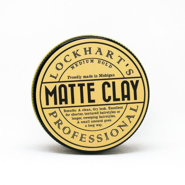 Lockhart's Matte Clay Pomade 105g
