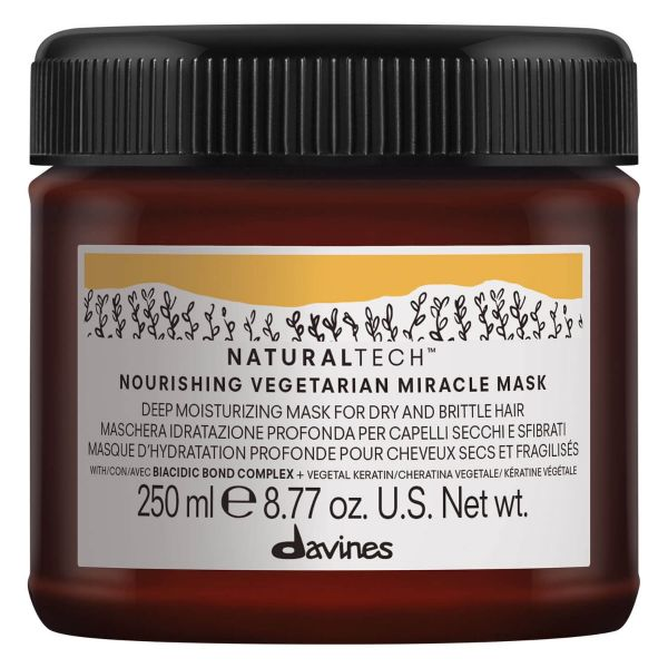 Naturaltech Nourishing Vegetarian Miracle Mask 250ml