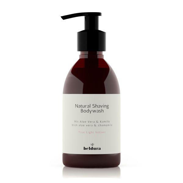 Beldura Natural Shaving Bodywash 250ml