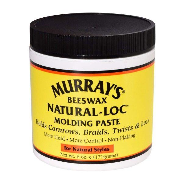 Murray's Beeswax Natrual-Loc Molding Paste 171g