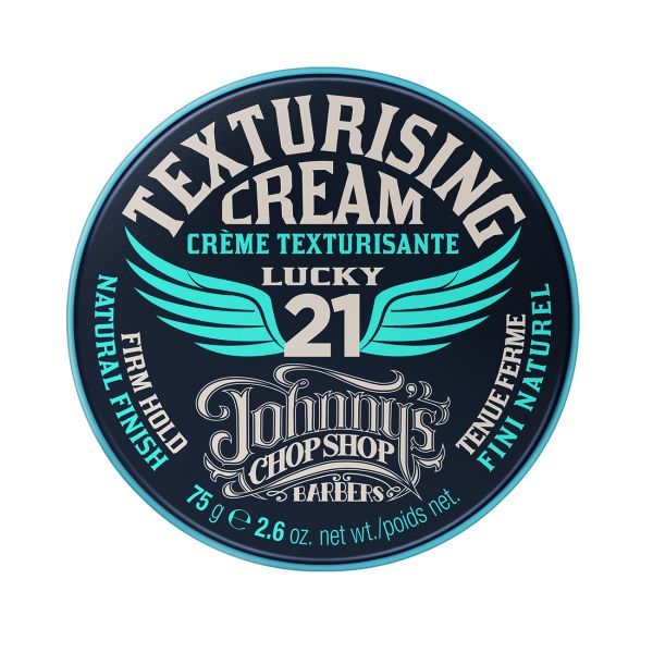 Johnny's Chop Shop Lucky 21 Texturising Cream - 75g