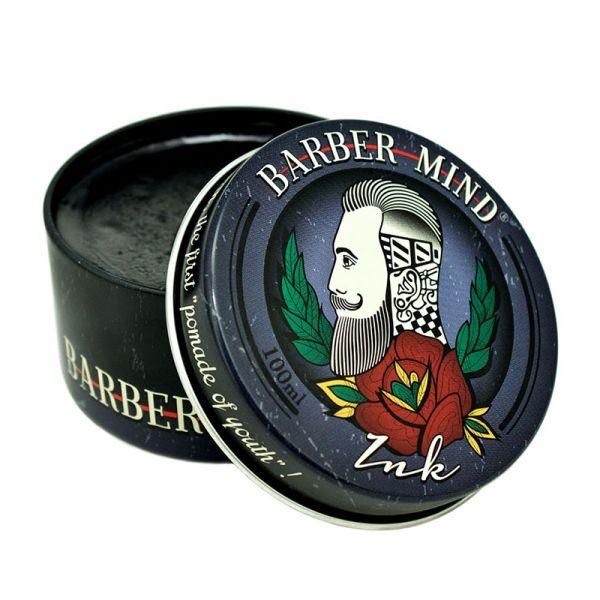 Barber Mind Pomade Ink