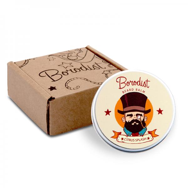 Borodist Beard Balm CITRUS SPLASH