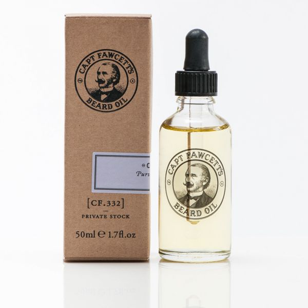 Captain Fawcett's Private Stock Beard oil