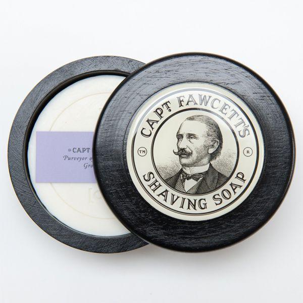 Captain Fawcett's Shaving Soap