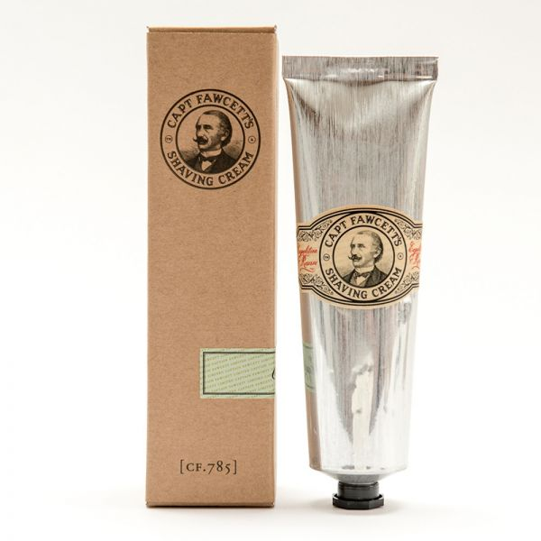Captain Fawcett's Shaving Cream