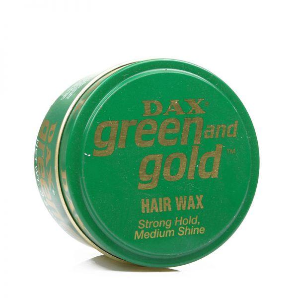 DAX - Green & Gold