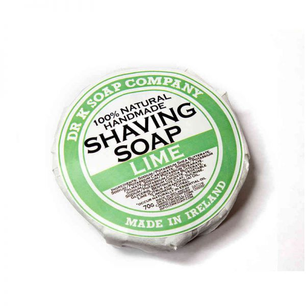 Dr. K Shaving Soap Lime