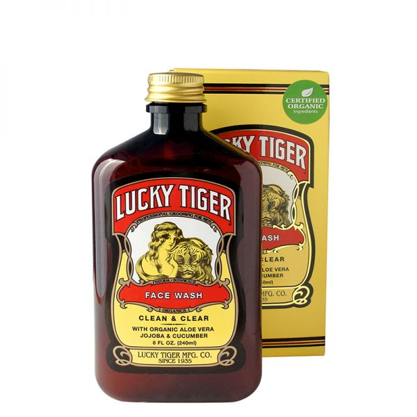 Lucky Tiger Premium Face Wash