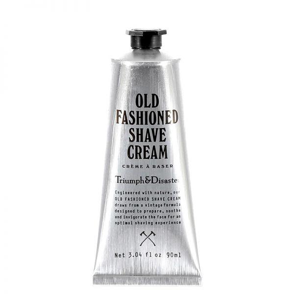 Old Fashioned Shave Cream Tub