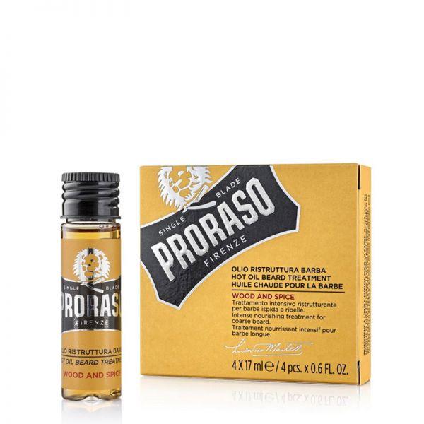 Proraso HOT OIL BEARD TREATMENT