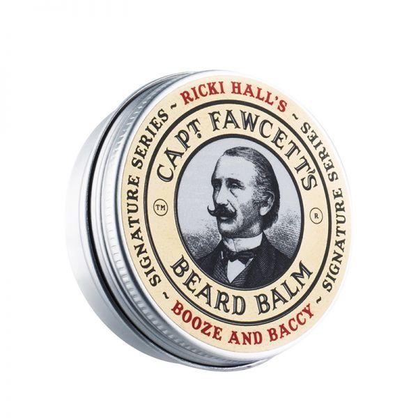 Ricki Hall's Booze & Baccy Beard Balm