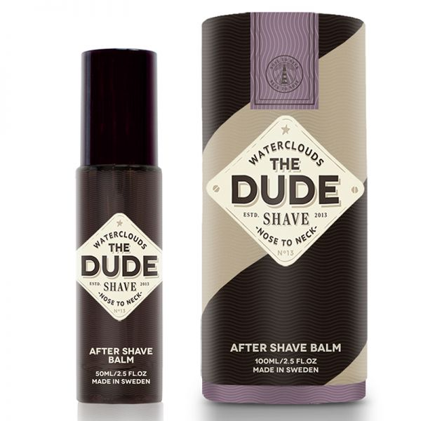 The DUDE After Shave Balm by Waterclouds