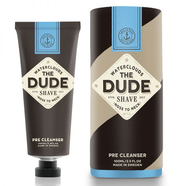 The DUDE Pre Cleanser by Waterclouds Reingungsseife
