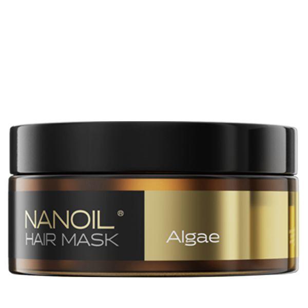Nanoil Haarmaske mit Algen 300ml