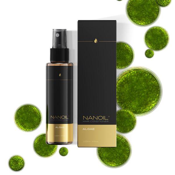 Nanoil Haarconditioner mit Algen 125ml