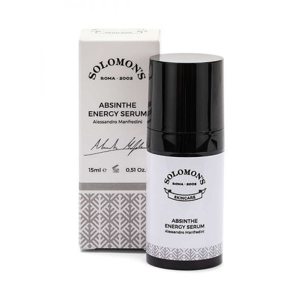 Solomon`s Absinthe Energy Serum Alessandro Manfredini 15ml