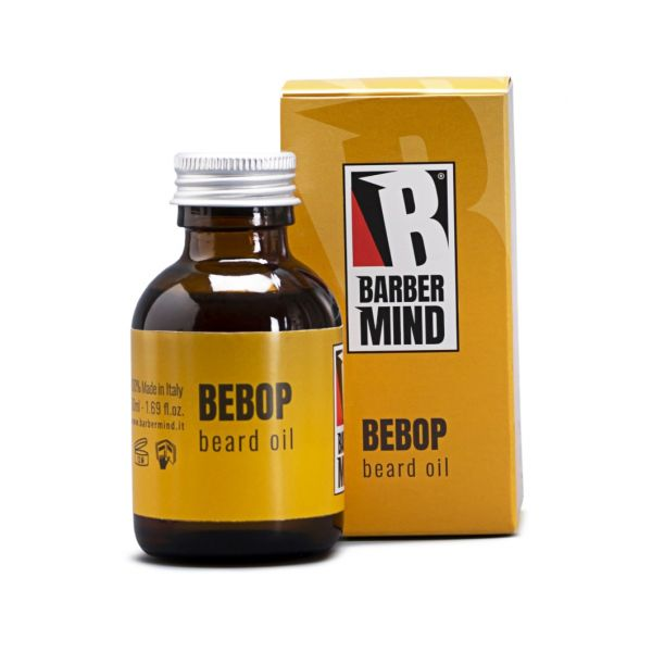 Barber Mind BeBop Beard Oil 50ml