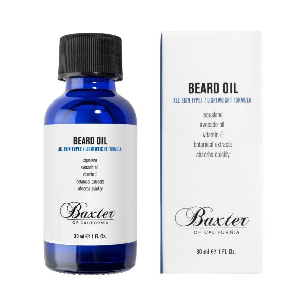 Baxter of California Beard Grooming Oil 30ml