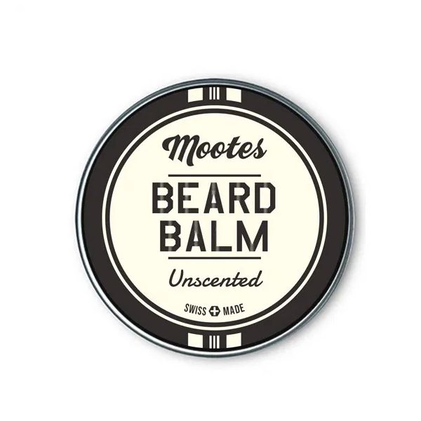 Mootes Unscented Bartbalsam 50g