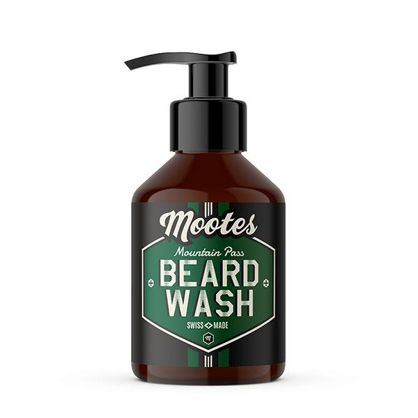 Mootes Mountain Pass Bart Shampoo 100ml