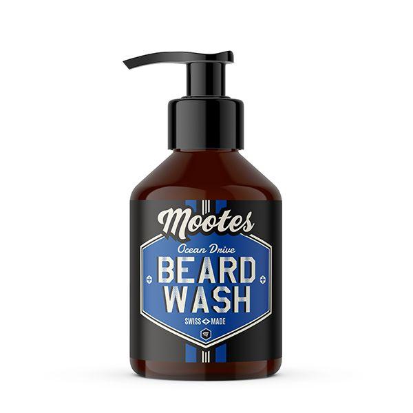 Mootes Ocean Drive Bart Shampoo 100ml