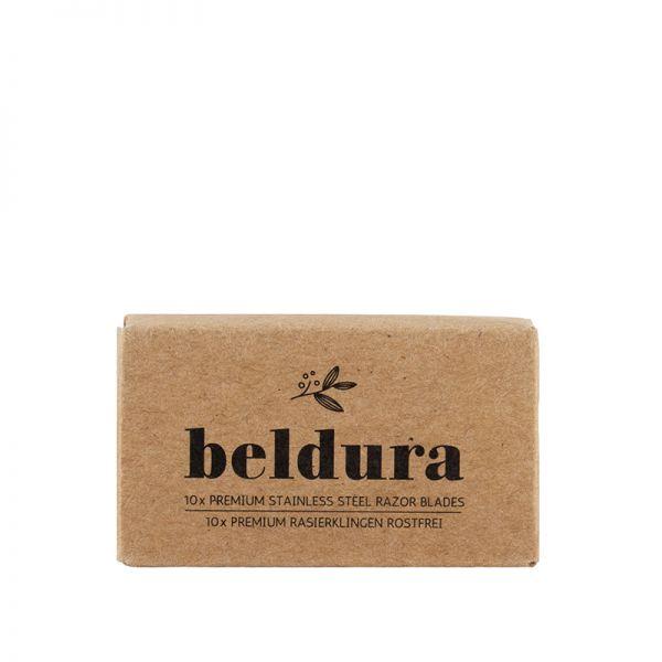Beldura Double Edge Rasierklingen 10 Stück