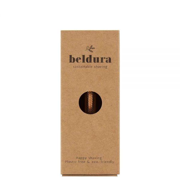 Beldura Rasierhobel Gold für Frauen