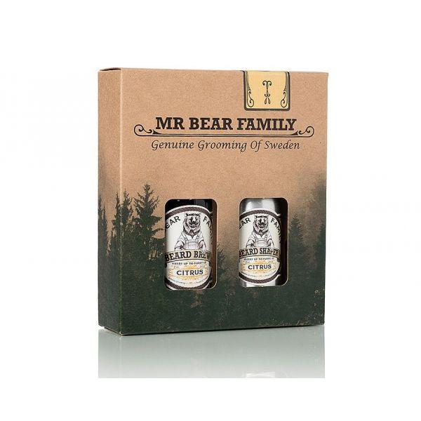 Mr. Bear Family Kit Brew & Shaper Citrus