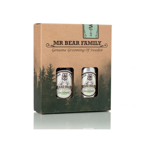 Mr. Bear Family Kit Brew & Shaper Wilderness