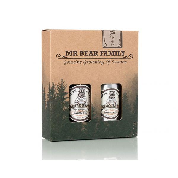 Mr. Bear Family Kit Brew & Shaper Woodland